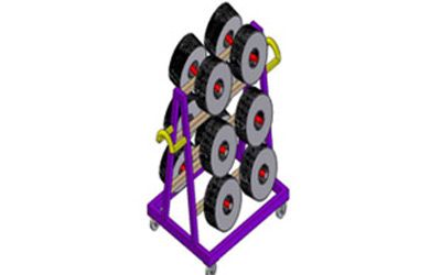 Disc Filter Trolley